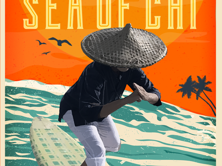 Sneak Peek: Surfing the Sea of Chi
