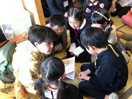 2019/03/23 二葉公民館子ども茶会