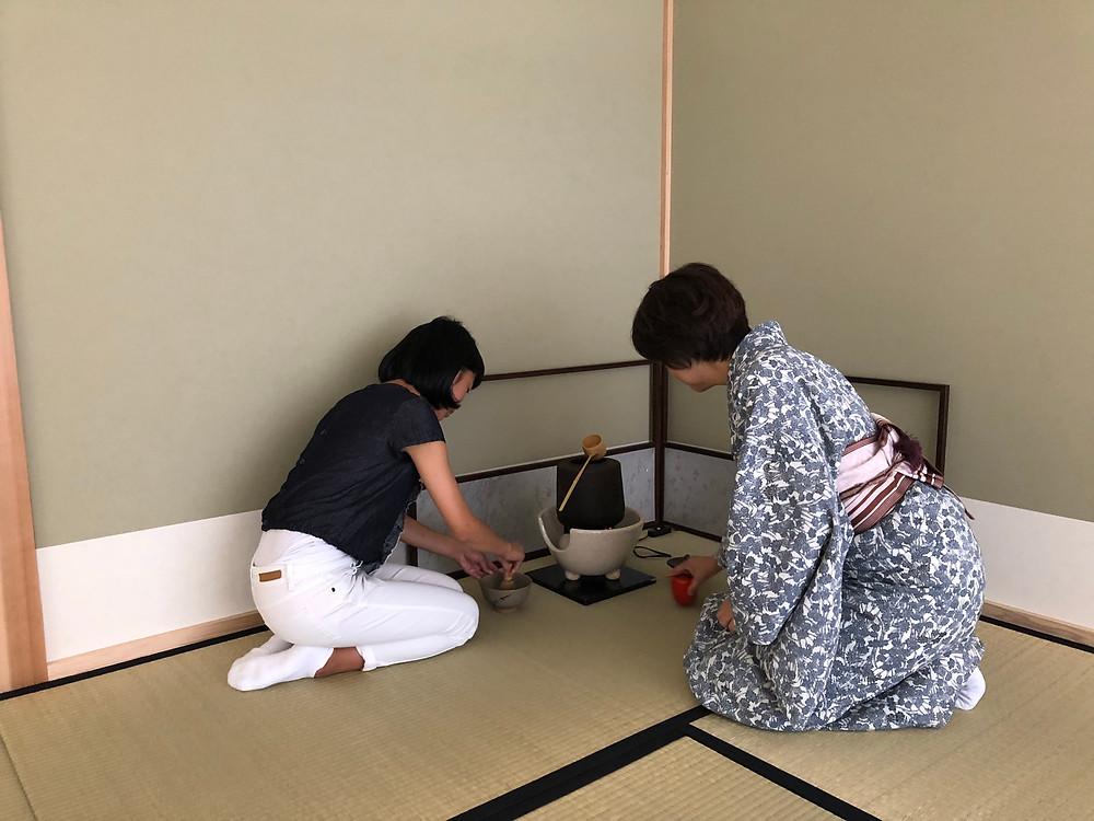 茶道体験2 小学生 広島
