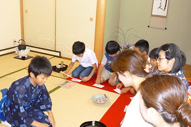 tea ceremony experience for kids