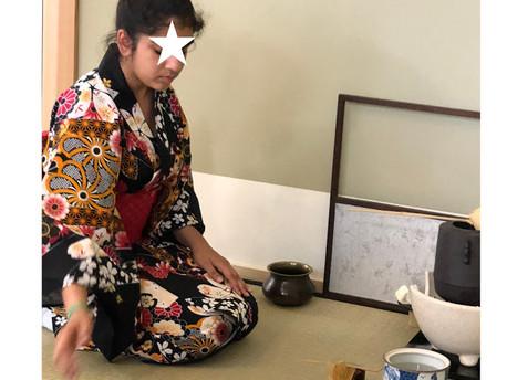 2018/07/30 留学生茶会