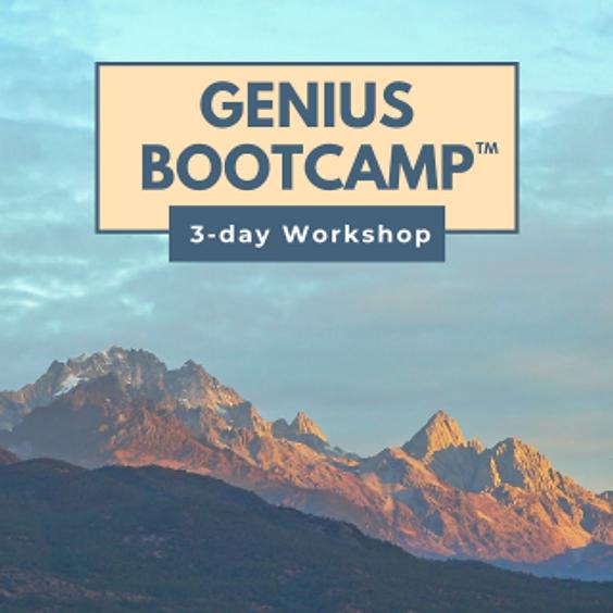 Genius Bootcamp