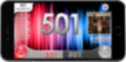 Darts Connect 01 app online dartboard