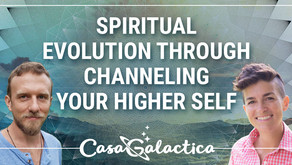Spiritual Evolution Through Learning to Channel Your Higher Self