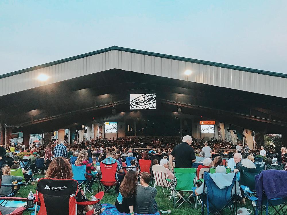 Chris Stapleton Concert at The Banck of NH Pavilion