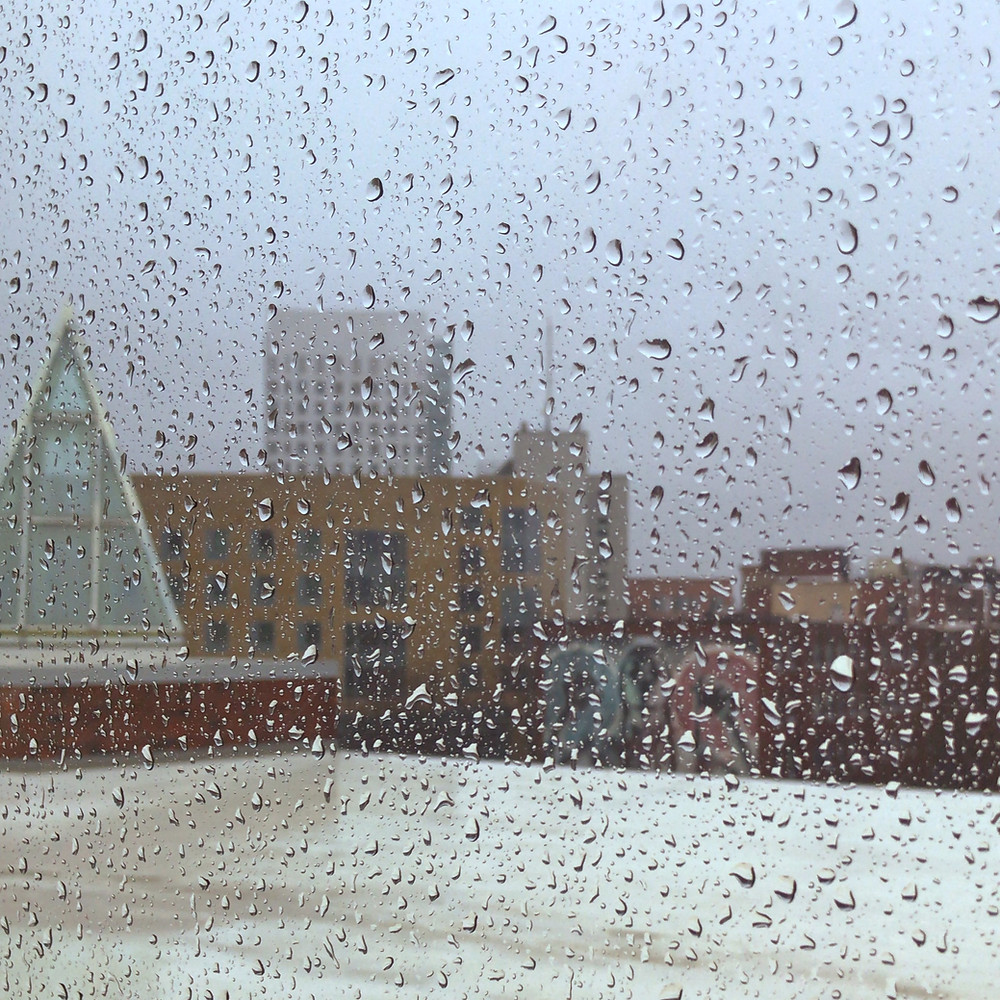 Rainy day in Boston, ma, international students blog, alien thoughts