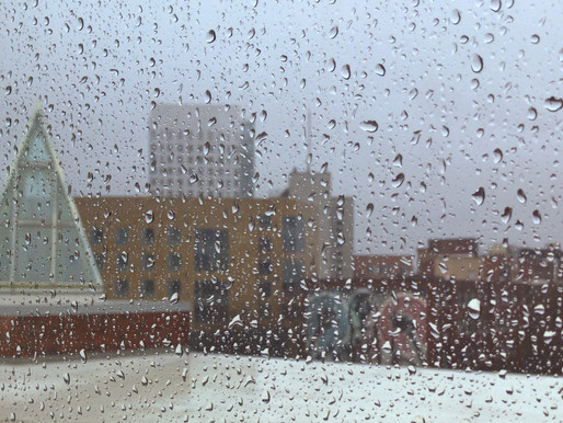 Top 5 places to hide from the rain in Boston.