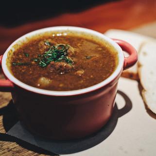 Vegetable and Lentil soup