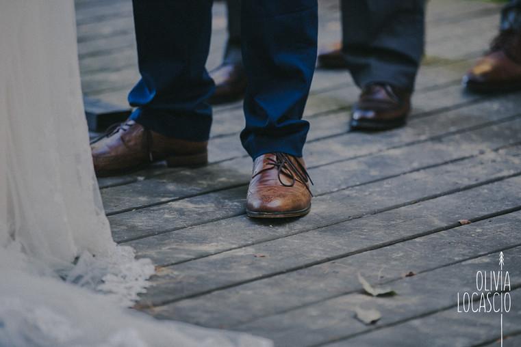 Wisconsin Wedding Photographers - rustic fall weddings in WI
