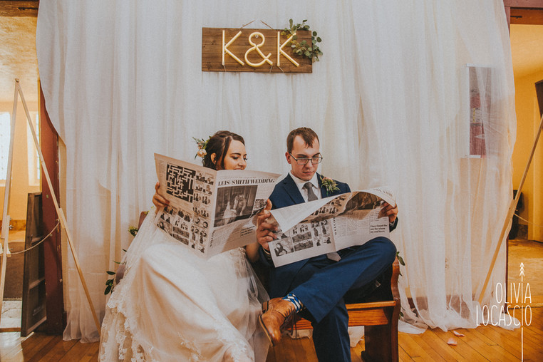Wisconsin Wedding Photographers - intimate Wisconsin wedding