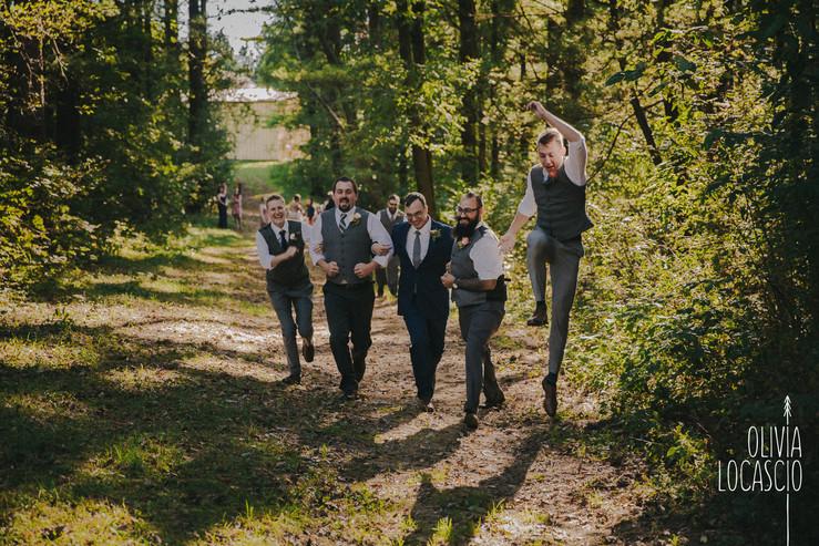 Wisconsin Wedding Photographers - Wisconsin groomsmen outfits