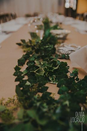 Wisconsin Wedding Photographers - fall wedding centerpieces