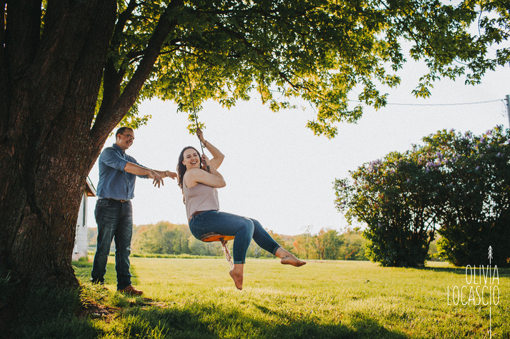 Wisconsin Engagement Photographer