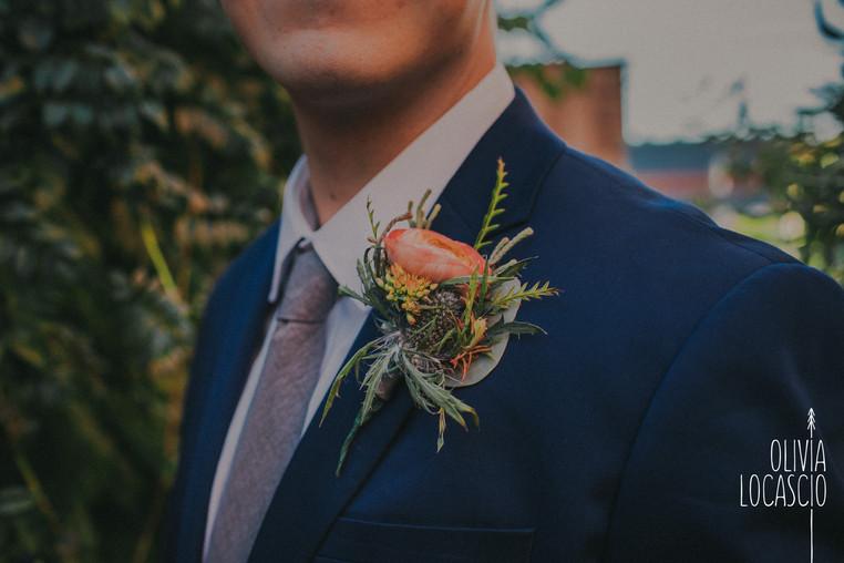 Wisconsin Wedding Photographers - forest wedding venue WI