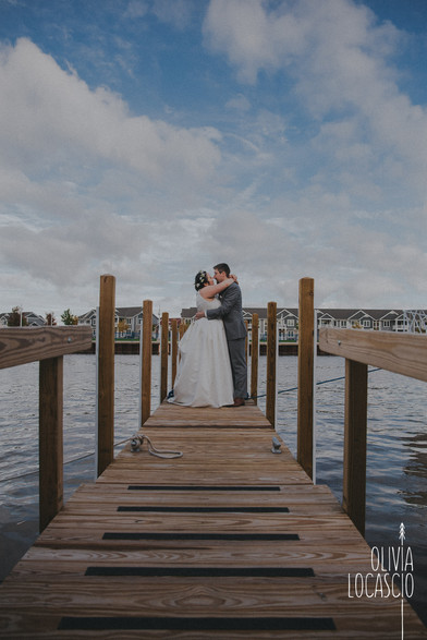 Wisconsin Wedding Photographers - Sheboygan Riverwalk Wedding Photos