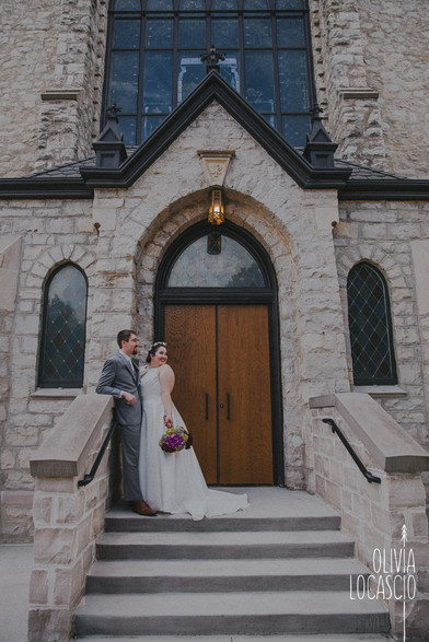 Wisconsin Wedding Photographers - Wisconsin Church Wedding Photos