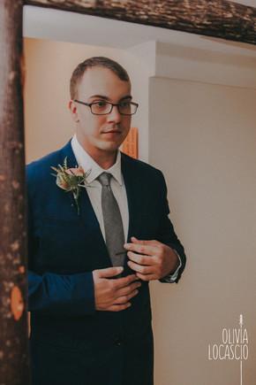 Wildcat Mountain State Park - fall wedding