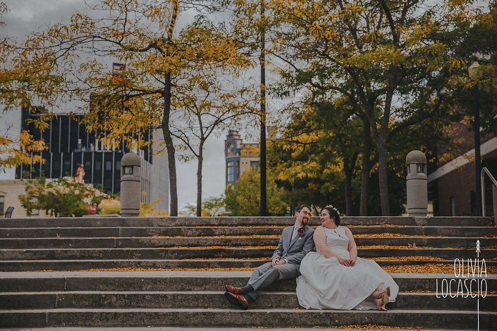 Sheboygan Wedding at The Berkshire Event Venue
