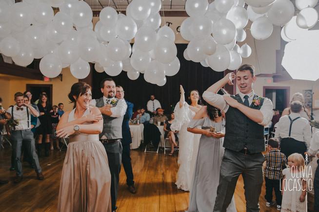 Wisconsin Wedding Photographers - Ontario WI wedding