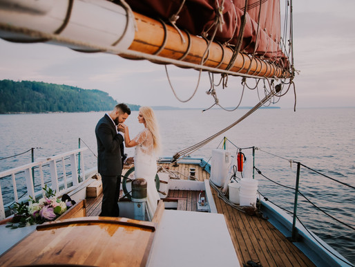 Door County Elopement | Sail Door County