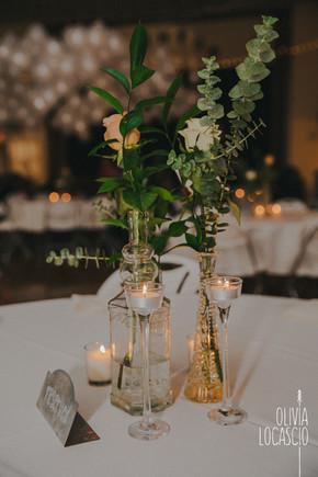 Wisconsin Wedding Photographers - Rustic WI Reception