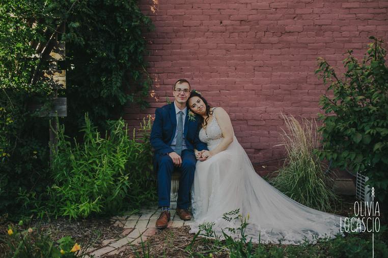 Wildcat State Park Wedding - garden wedding venues WI