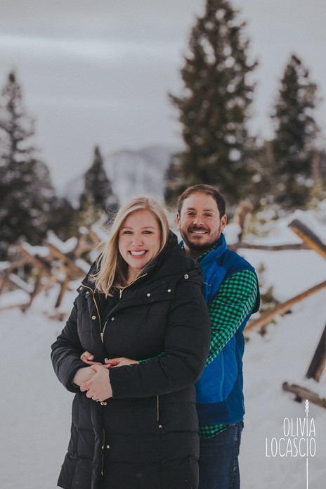 Sapphire Point Engagement Session - Colorado Engagement session in the mountains