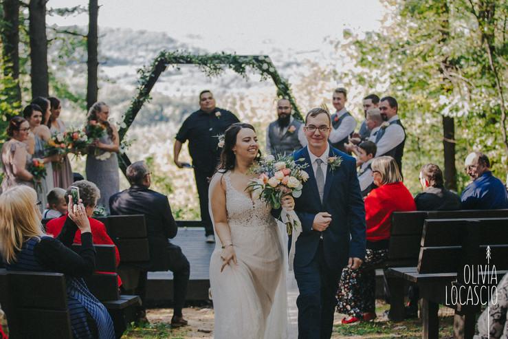 Wisconsin Wedding Photographers - wedding venues in Ontario WI