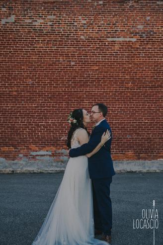 Wisconsin Wedding Photographers - barn wedding venues near Ontario, WI