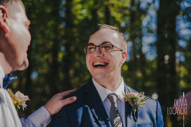 Wildcat Mountain State Park - outdoor wedding