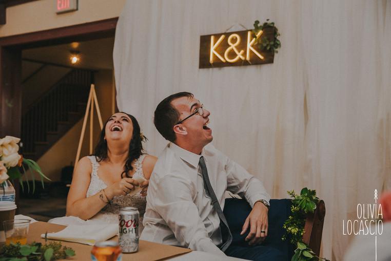 Wisconsin wedding photographers - wedding in the woods wisconsin