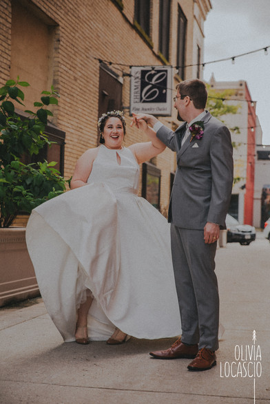 Wisconsin Wedding Photographers- The Berkshire Event Venue Sheboygan WI