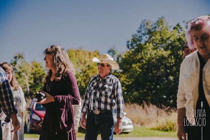 Wildcat Mountain State Park - Wisconsin wedding