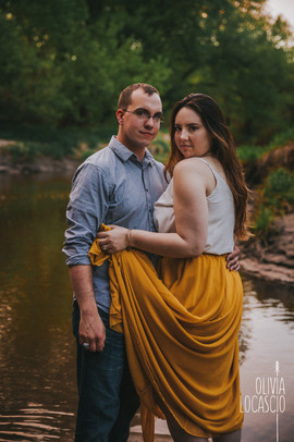 Wisconsin Engagement Photographer - Couples Session