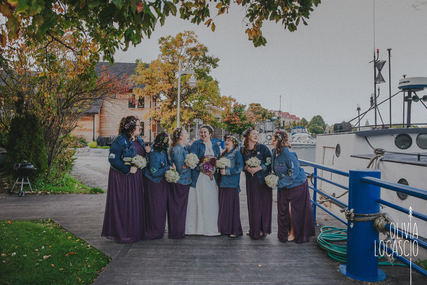 Wisconsin Wedding Photographers - Sheboygan Riverwalk