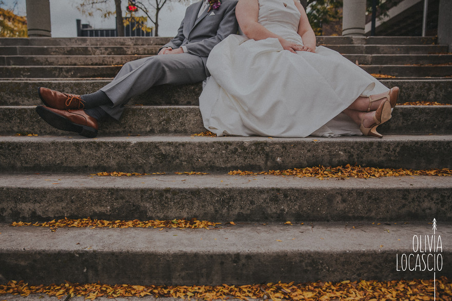 Wisconsin Wedding Photographers - Downtown Sheboygan Wedding Venues