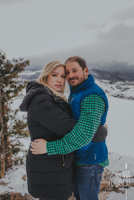 Sapphire Point Engagement Session - Engagement Photographers near me