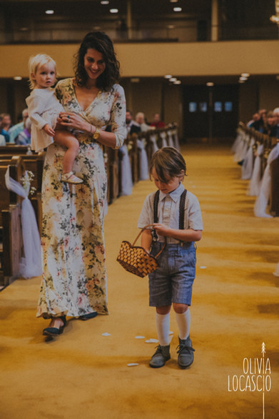 Wisconsin Wedding Photographers - Ring Bearer