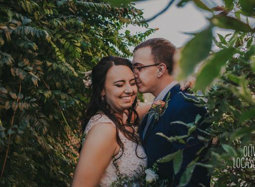 Wildcat Mountain State Park Wedding - Ontario, WI | Kyle & Kaitlyn | Wisconsin Wedding Photographer