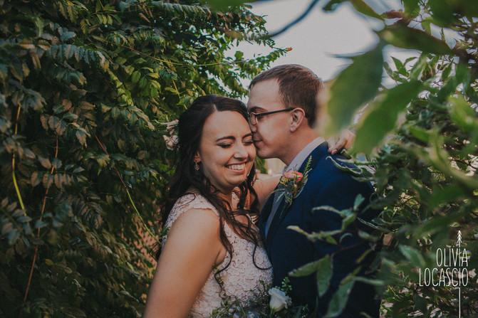 Wisconsin Wedding Photographers - rustic barn weddings