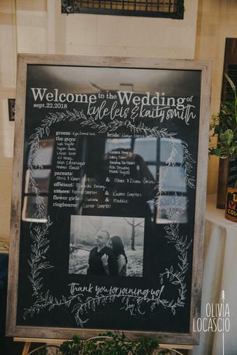 Wisconsin Wedding Photographers - rustic fall wedding WI