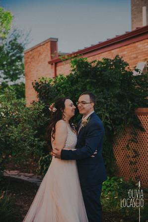 Wisconsin Wedding Photographers - Cashton wedding photographer