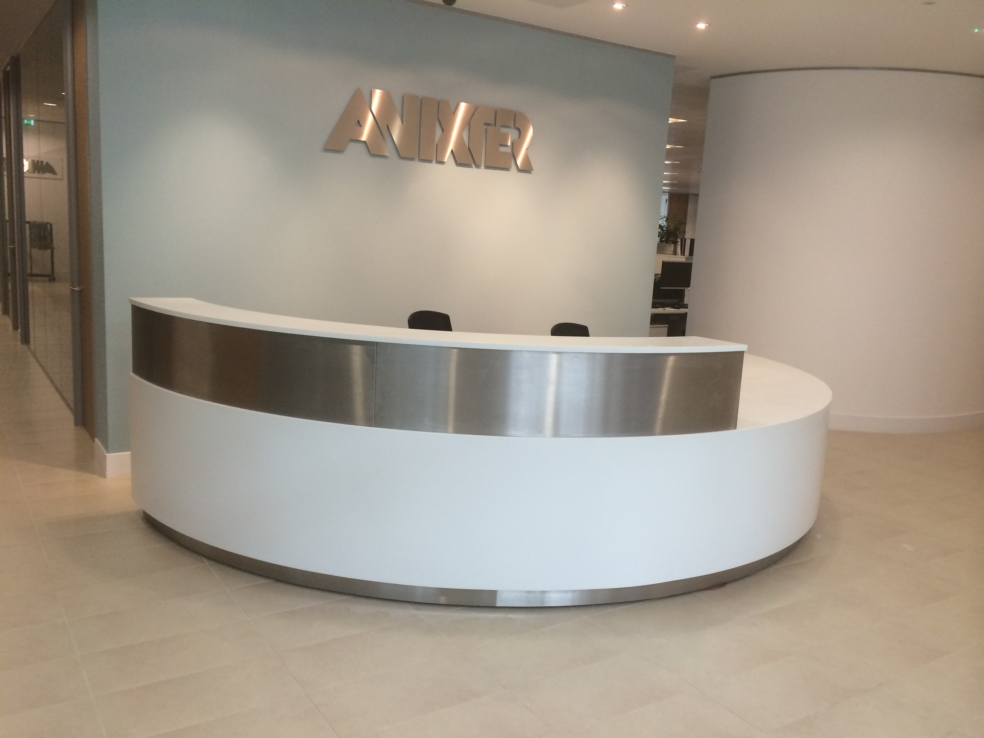 Corian® worksurfaces