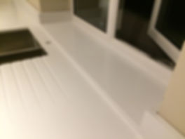 Window ledge worktop