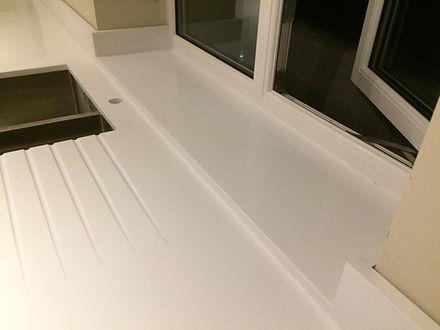 Window ledge worktop