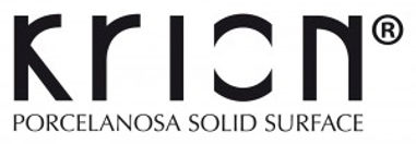 Krion solid surface logo
