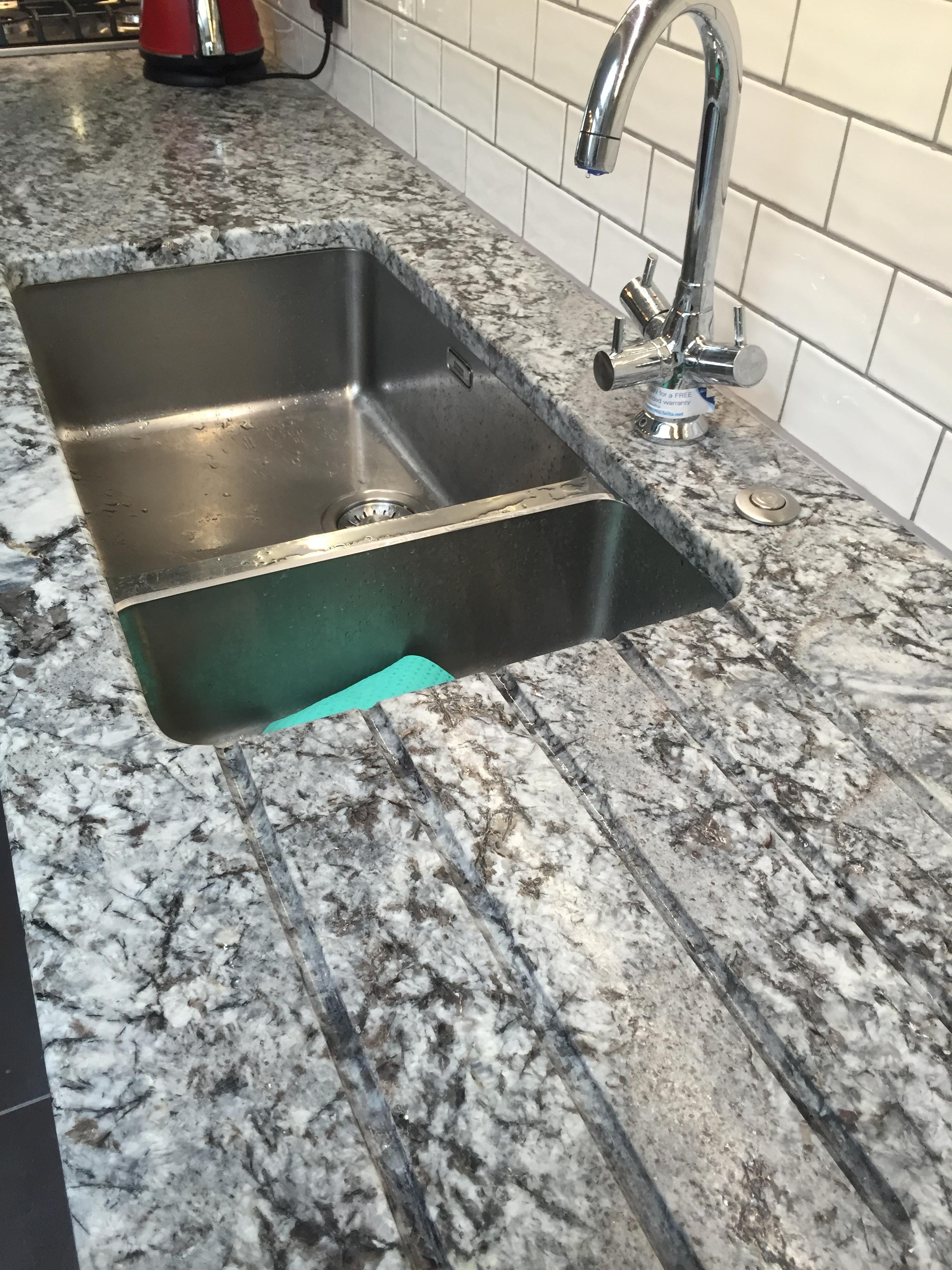 Granite & Marble worktops