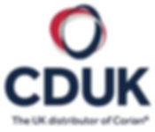 CDUK Corian solid surface logo