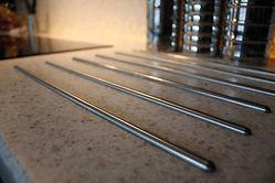 Worktop hob bars