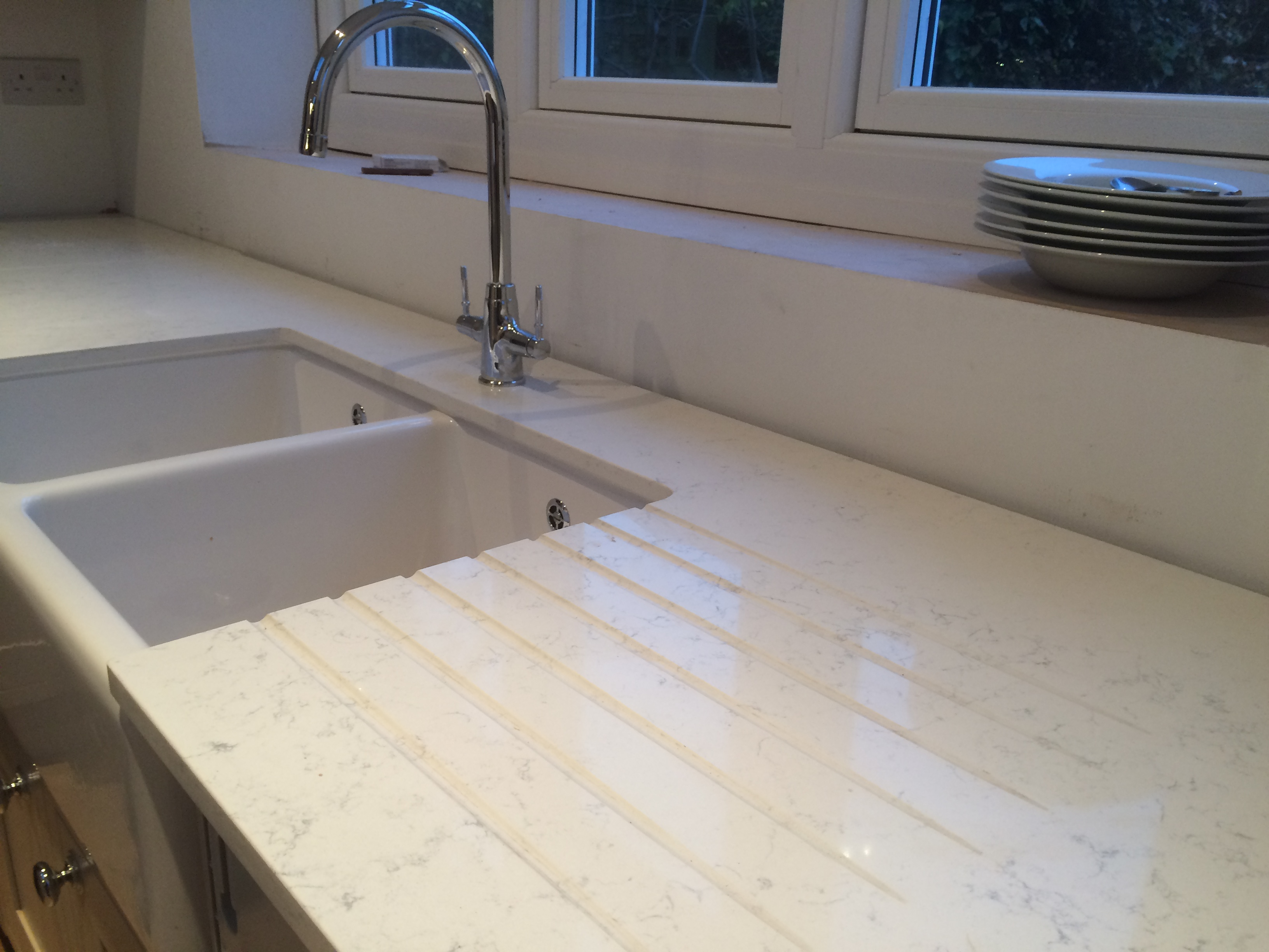 Roktops- Quartz worktop